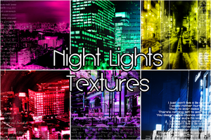 Night Light Textures - Pack by Azrx004