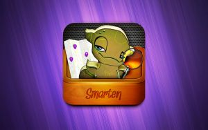Smarten app icon by michalkosecki