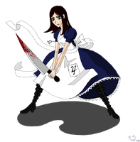American McGee's Alice by Urani-a