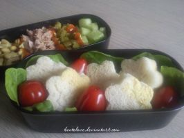 cheese sammich bento by BentoLove