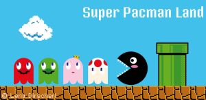Super Pacman Land by LenaDir