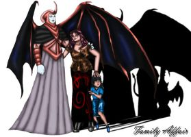 Family Affair by Vengerin
