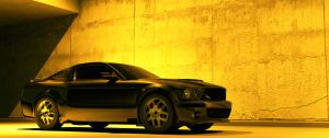 Ford Shelby new environment 2 by felixj3130