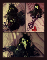Decomposing Crow: Details by IceandSnow