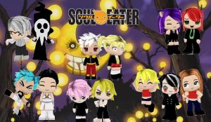 soul eater buddypoke by Liiz-Thompson