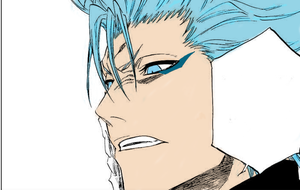 Grimmjow Jaegerjaques manga... by CaliforniaBabeWV