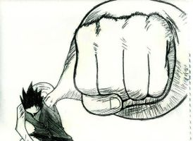 Luffy's GEAR 3RD by busted-pc