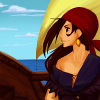 Trucy - The Seven Seas by KarniMolly