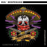 016/ DESPERADO by johnnyspadewear