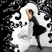 Shades of Black - CD Cover by Cenestelle