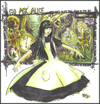 go ask alicE by manique
