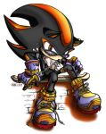 Shadow of Sonic Adventure 2 by mree