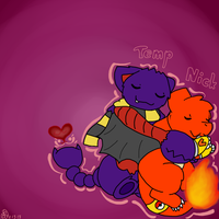 Happy Valentine's Day :D by Amethyst26