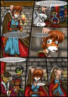robin hood page 2 by MikeOrion