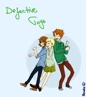 Defective Toys by Pancake9Andy