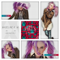 Pack Png 153 - Madeline Rae Mason by SensePngs
