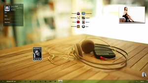 Music Desktop by Paulo1471