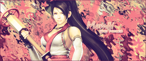 Momiji sig V1 by QiaoFather