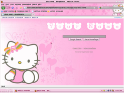 Hello Kitty Shinysearch by CailynDizon