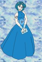 Princess Mercury by blackmoonrose13
