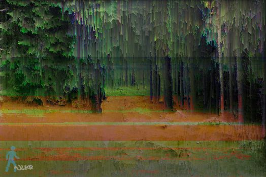 Untitled (Forest) by wlkr