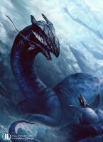 Dragon by ourlak