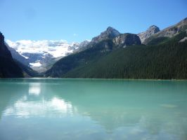 Lake Louise 2 by raindroppe