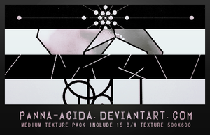 Texture Pack 09 by panna-acida