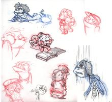 sketchesss by eno-gee-drink
