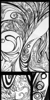 2010 Sharpie Experiment 2 by pockyfille