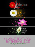 Texture Set 5 by theskyinside