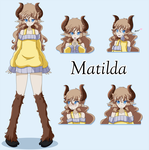 Matilda by Damaged927