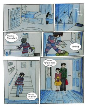 Doll House Ch1 Pg1 by HighxTops