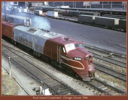 Rock Island Crossbreed by classictrains