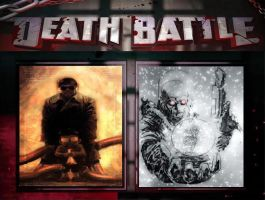 DEATH BATTLE Wishlist No.21 Part 2 by IronBloodAika