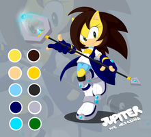 Jupiter: Color Reference by Blue-Erizo
