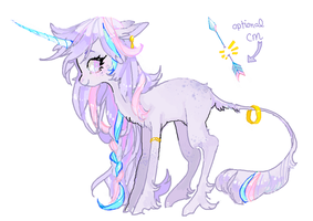 Design For Sale: Purple Unicorn (SOLD) by Costly