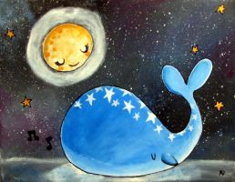 Whale Song by andralynn