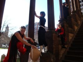 AB 2010 - The stairs by lorestra