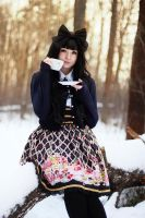 Winter Lolita 8 by lightlanaskywalker