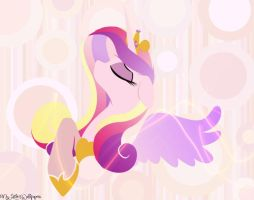 Princess Cadence Wallpaper by XxStrawberry-RosexX