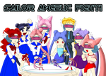 NSG Round 1 Entry ANGELIC FIGHT! by Anthro7