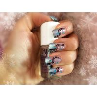 January Nail Art by poca2hontas