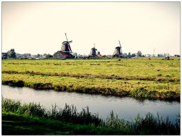 windmills. by perpetuummobile