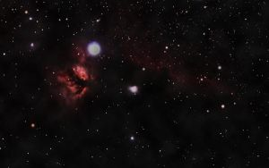 Renderd Horsehead 1440 x 900 by Resistance-Of-Faith