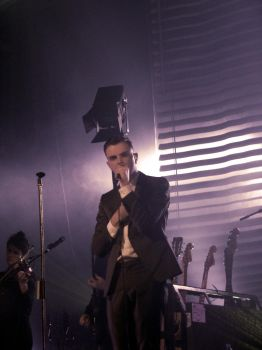 Theo Hutchcraft by hippofantus