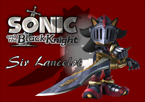 Sonic and the Black Knight - Sir Lancelot by BingotheCat
