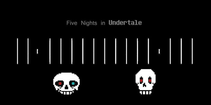 Five Nights in Undertale Teaser (Fan Made) by Creepypasta81691