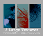 3 Large Textures 01 by Connect-Resource