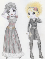 Bloodthirsty Beauties by SimonStardust666